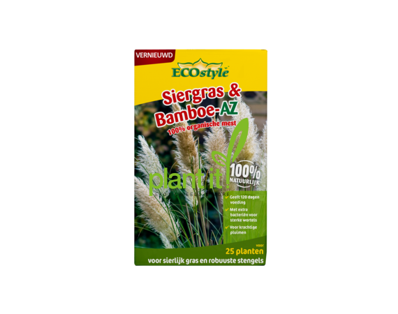 Ecostyle Siergras & Bamboe-AZ